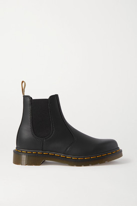 Dr. Martens 2976 Vegan Leather Chelsea Boots - Black