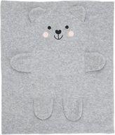 Bear Cotton Terrycloth & Jersey Blanket