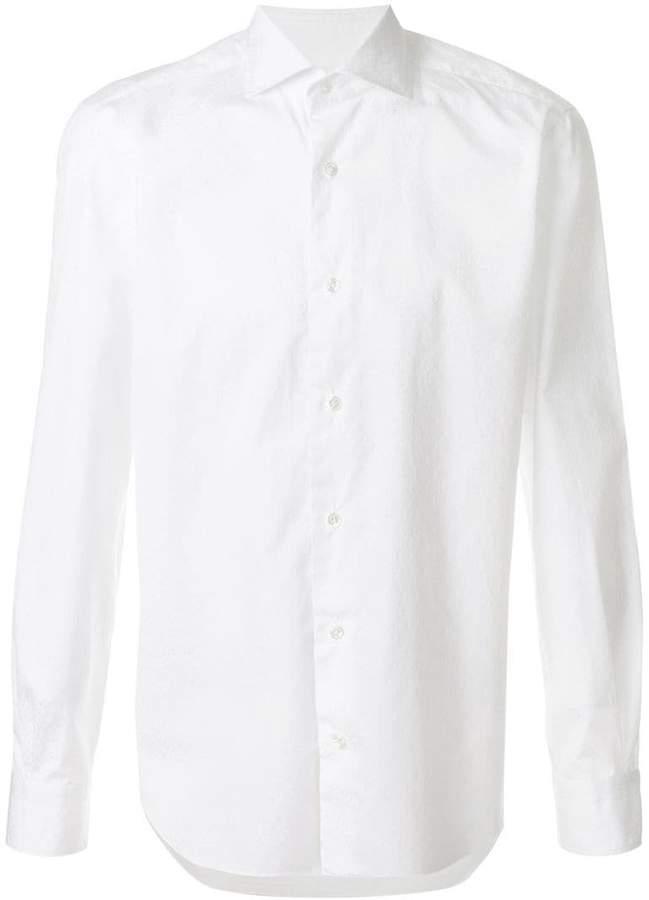 Barba classic long sleeve shirt