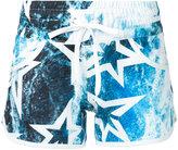 Perfect Moment - AOP Resort Shorts Wild Ocean - women - Polyester/Spandex/Elastane - XS