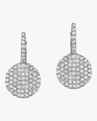 Phillips House Petite Infinity Leverback Earrings