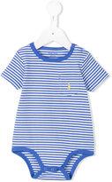 Ralph Lauren striped bodie - kids - Cotton - 3 mth