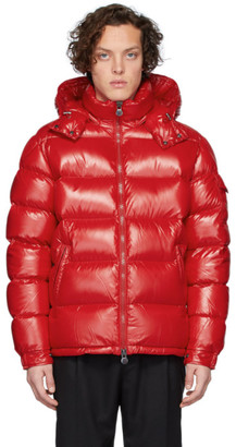 Moncler Red Down Maya Jacket