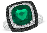 Cushion Cut Sapphire Ring Shopstyle