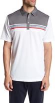 Travis Mathew Billy Joe Short Sleeve Golf Shirt