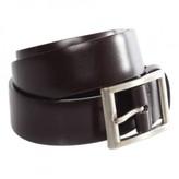 Prada Brown Leather Belts