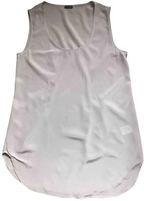 Iris von Arnim Grey Silk Top for Women