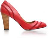 ASOS Seamed Round Toe Shoe