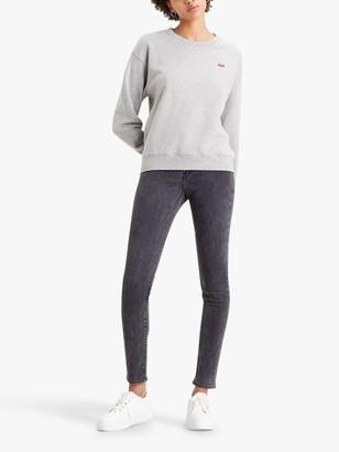 Levi's 721 High Rise Skinny Jeans, True Grit