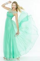Alyce Paris - 1076 Dress in Meadow