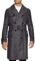 Tom Ford Houndstooth Trench Coat
