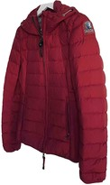 Parajumpers Red Jacket for Women