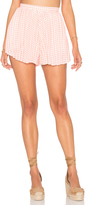 Lucca Couture Pleated Short