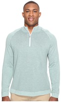 Tommy Bahama Big Tall Saltwater Tide 1/2 Zip Men's Clothing