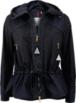 Moncler Clafoutis Denim Jacket