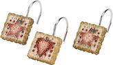 Avanti Hearts & Stars Shower Curtain Hooks