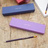 Jonny's Sister Personalised Pencil Set
