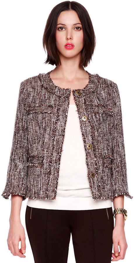 MICHAEL Michael Kors Michael Kors Tweed Jacket