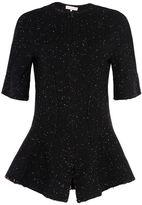 Stella McCartney black penelope top