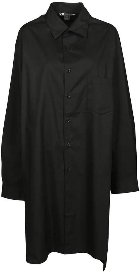 Y-3 Yohji Elongated Shirt