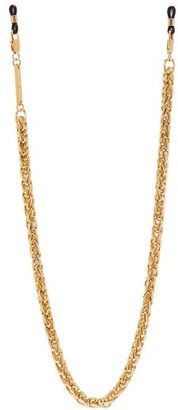 Frame Chain Chunky Monkey 18kt Gold-plated Chain - Gold