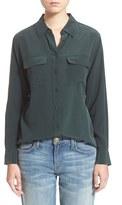 Equipment Women's 'Slim Signature' Silk Shirt