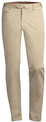 Isaia Straight-Fit Sport Trousers