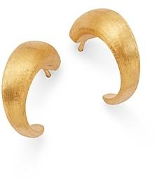 Marco Bicego 18K Yellow Gold Lucia Huggie Hoop Earrings