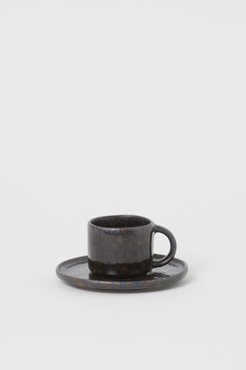 H&M Small Cup and Saucer