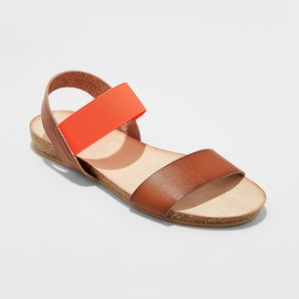 Universal Thread Women's Patty Ankle Strap Sandals - Universal ThreadTM