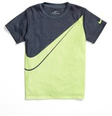 Nike Boy's Minimal Swoosh Dri-Fit T-Shirt