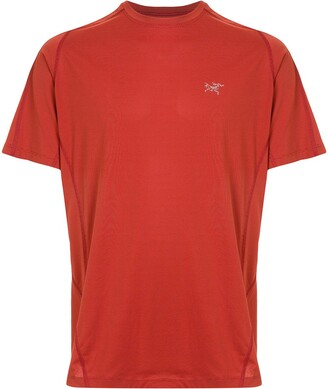 Arc'teryx embroidered detail T-shirt