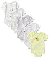 Starting Out Newborn-6 Months 5-Pack Duck Bodysuits