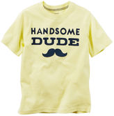 Carter's Handsome Dude Graphic Tee