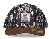 Franklin & Marshall Men's Black Polyamide Hat.
