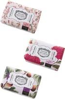 Panier des Sens Set of 3 Authentic Soaps - Magnolia Peony, Wild Fig, Cherry Blossom