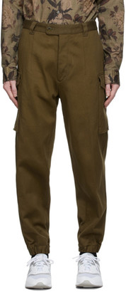 tss Khaki Cuffed Military Pant