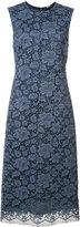 ADAM by Adam Lippes floral lace dress - women - Cotton/Viscose/Nylon/Silk - 2