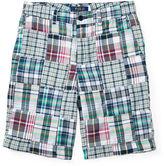 Ralph Lauren 8-20 Straight Fit Madras Short
