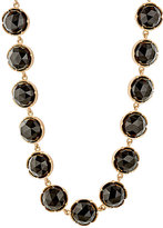 Irene Neuwirth Women's Gemstone Circular-Link Necklace