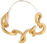 Annelise Michelson Déchainée gold-plated necklace