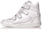 Isabel Marant Bilsy Sneaker in White