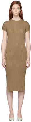 Studio Nicholson Tan Pretoria Dress