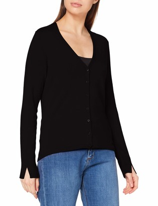 Taifun Women's Jacke Strick Shrug Sweater