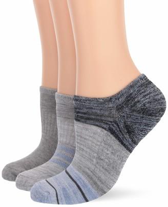 Spalding Women's 3 Pack Low Cut Ankle