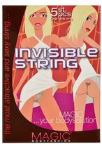 Magic Body Fashion Magic Bodyfashion Invisible String (Pack of 5)