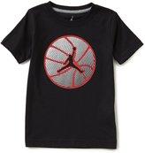 Jordan Little Boys 2T-7 Basketball Reveal Short-Sleeve Tee