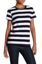 Michael Stars Big Stripe Short Sleeve Tee