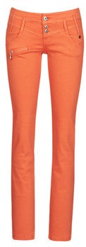 Freeman T. Porter Freeman T.Porter AMELIE NEW MAGIC COLOR women's Trousers in Orange