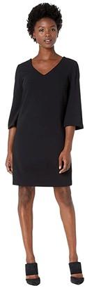 Trina Turk Malbec Dress (Black) Women's Dress